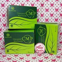 CMP Chlorophyll Mint Powder produk HWI