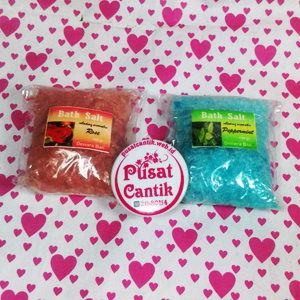 Garam Mandi Bath Salt PusatCantik