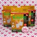 kinoki ginger salt foot pads