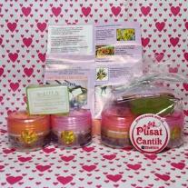 paket cream a-dha classic pink berhologram