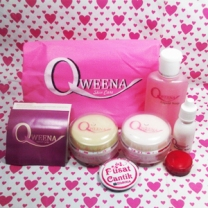 Paket Qweena Lengkap Jerawat PusatCantik